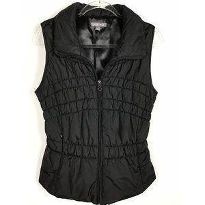 Roz & Ali Black Vest